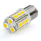 1142-x18-T: 1142 LED Bulb - Single Intensity Dual Contact 18 SMD LED Tower