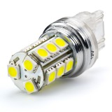 3157-x18-T: 3157 LED Bulb - Dual Intensity 18 SMD LED Tower