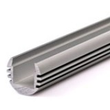 B3777-1M: PDS-O series O-Shape Aluminum LED Klus Profile Housing PDS-O