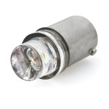 BA9s-x-x-xV: BA9s LED Bulb - 1 LED Wide Angle