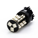 3157-x27-CBT: 3157 CAN Bus LED Bulb - Dual Intensity 27 SMD LED Tower
