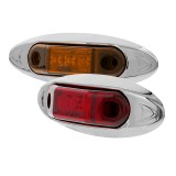 MMOC-x3HB: MMOC-x3HB series High Brightness Mini Oval Clearance Lamp