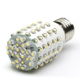 E27-x4W-T: T10 LED Bulb, 84 LED - 4 Watt