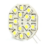 G4-xWHP15-DAC: 15HP-LED Disc G4 White Lamp