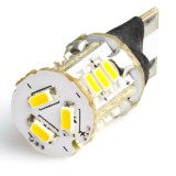 WLED-xHP15-TAC: 194 LED Bulb - 15 SMD LED Wedge Base Tower