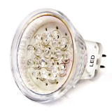 MR11-x12: MR11 LED Bulb,  12 LEDs