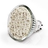 MR16-W32-15-DI: MR16 Bulb with 32 Cool White LEDs - Narrow
