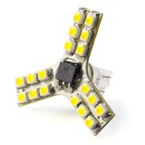 WLED-WHP18-SP-DI: 194 LED Bulb - 18 SMD LED Wedge Base